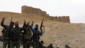 Photo of 500 ISIS Militants Killed in Battle with Syrian Army over Palmyra City