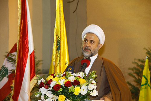 Photo of Sheikh Qaouq: Saudis Plan for Sedition in Lebanon as in Iraq, Syria, Yemen