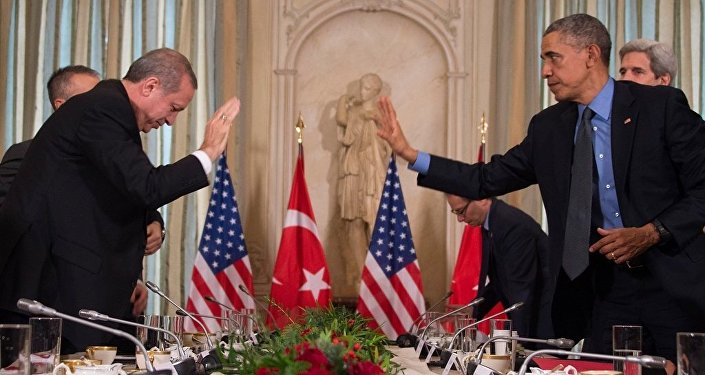 Photo of Erdogan says offended by Obama's remarks on press freedom