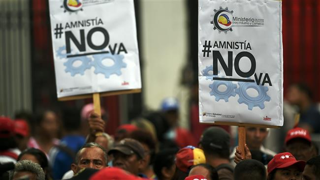 Photo of Venezuela to court annuls amnesty law for political prisoners