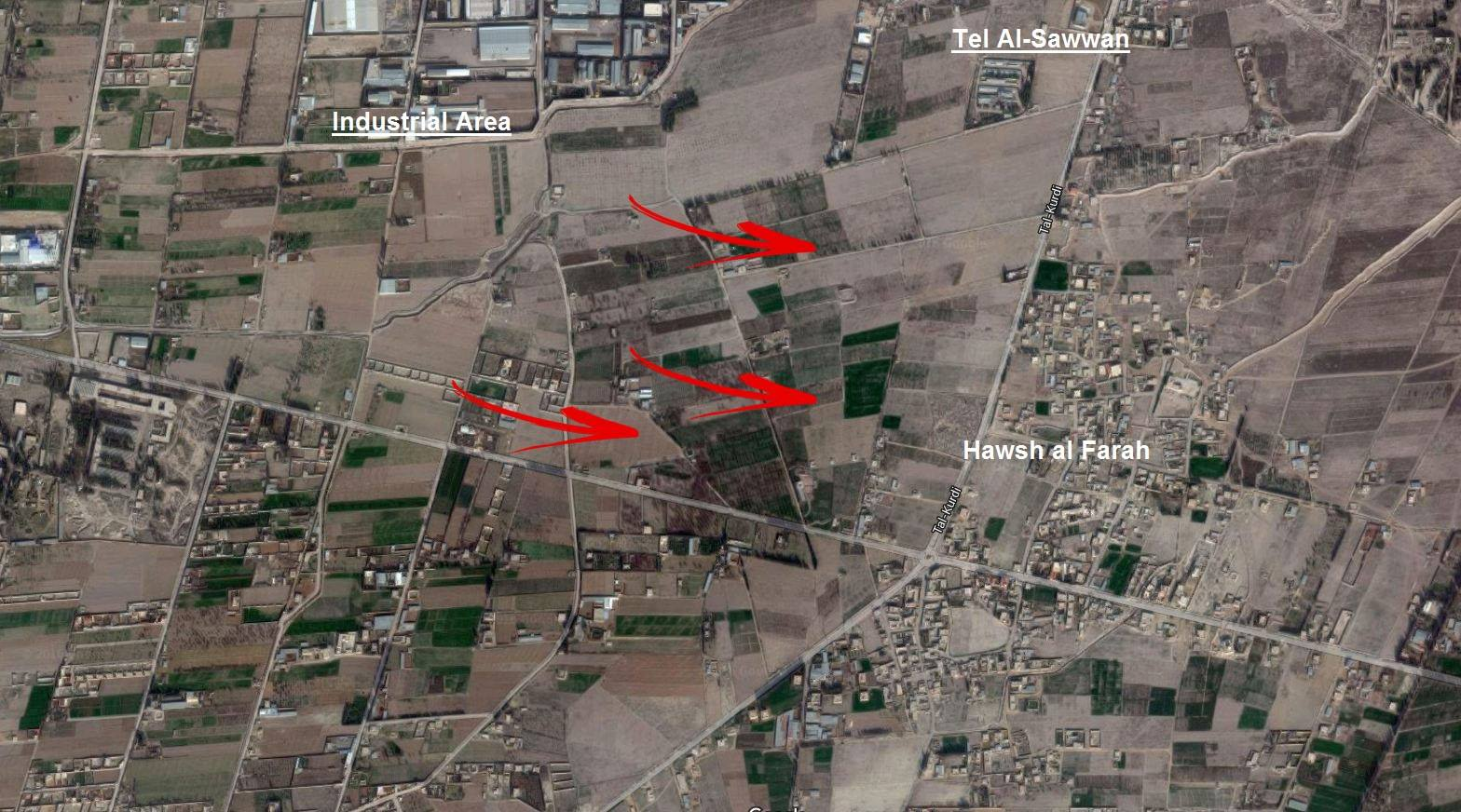 Photo of Terrorists lose another key supply route in Greater Damascus