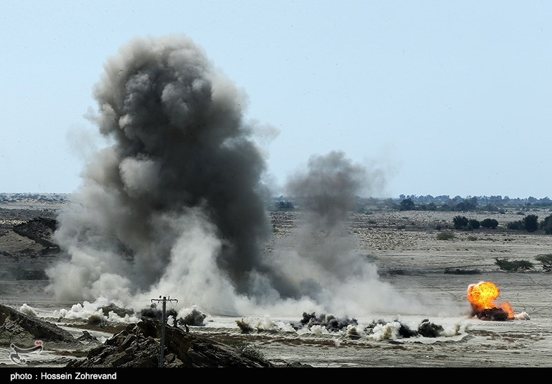 Photo of IRGC Holds Drills in Southeast Iran, Local Forces Involved