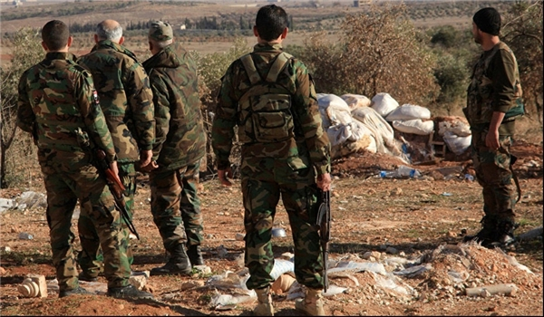 Photo of Syrian Army, Hezbollah Turn Khan Touman Region into Hell for Terrorist Groups