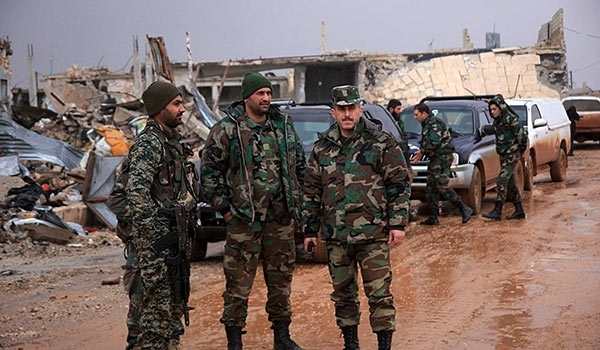 Photo of Syrian Army Continues Mop-Up Operations in Aleppo's Khanasser