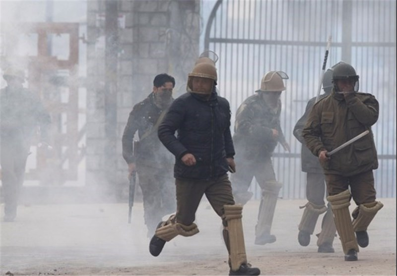 Photo of Clashes in Kashmir after Indian Troops Kill 2 Locals