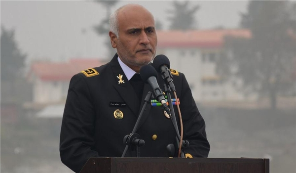 Photo of Commander: Iran to Equip Naval Forces in Caspian Sea with Drone Battalion