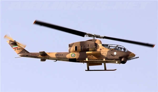 Photo of Iran Equips Helicopters with Anti-Armored Weapons, Modern Missiles