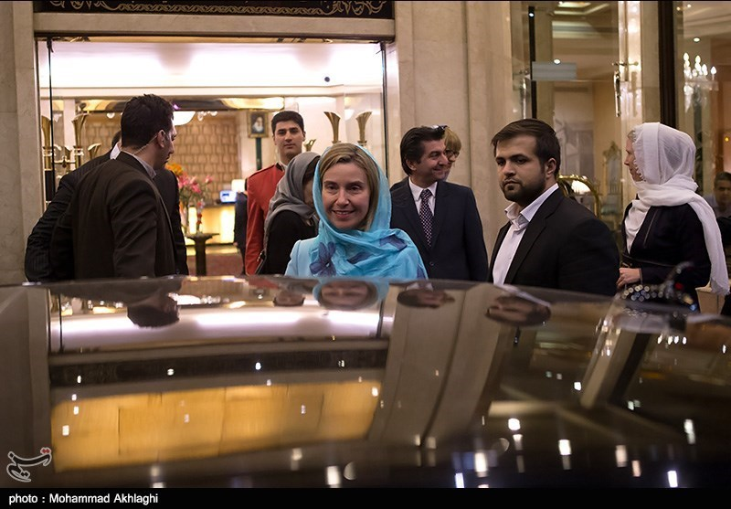Photo of EU in Talks with US to Remove Iran's Banking Problems: Mogherini