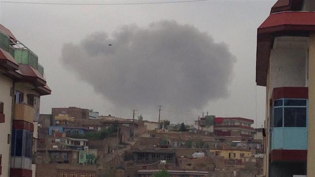 Photo of Powerful blast hits near US Embassy in Kabul