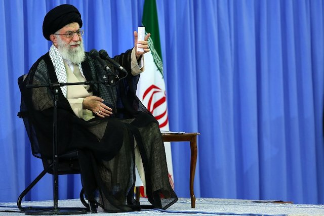 Photo of How did Leader of Islamic Ummah Ayatollah Khamenei react to those celebrating his birthday?