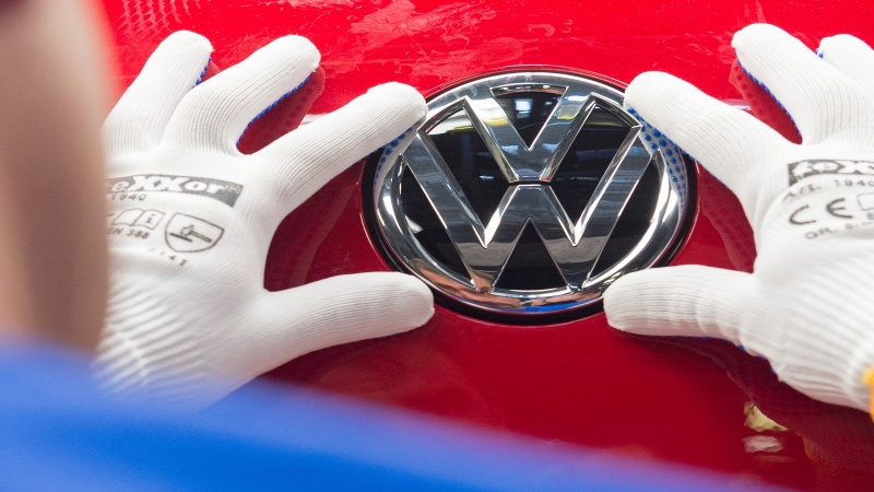 Photo of 'Germany's VW close to Iran auto deal'