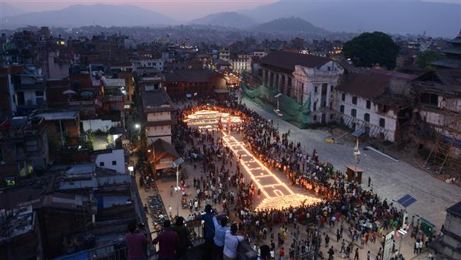 Photo of Mourning Nepal marks first anniversary of deadly quake