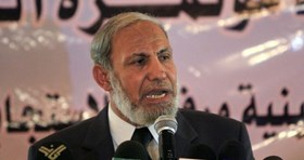 Photo of Zahhar: We have the means to impose a prisoner swap deal