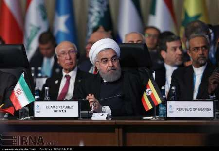Photo of President Rouhani: Zionist regime is den of violence, extremism