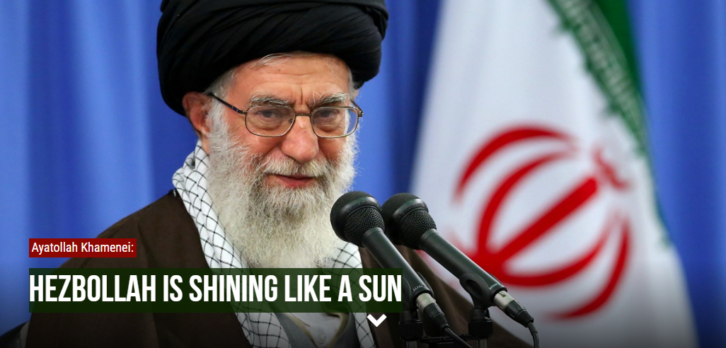 Photo of Hezbollah is shining like a sun: Leader of Islamic Ummah and Oppressed Imam Sayyed Ali Khamenei
