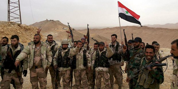 Photo of Tiger Forces seize mountains in northeastern Palmyra