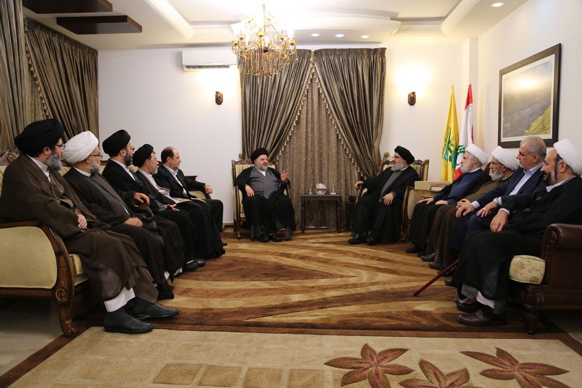 Sayyed Shahrastani-Sayyed Nasrallah
