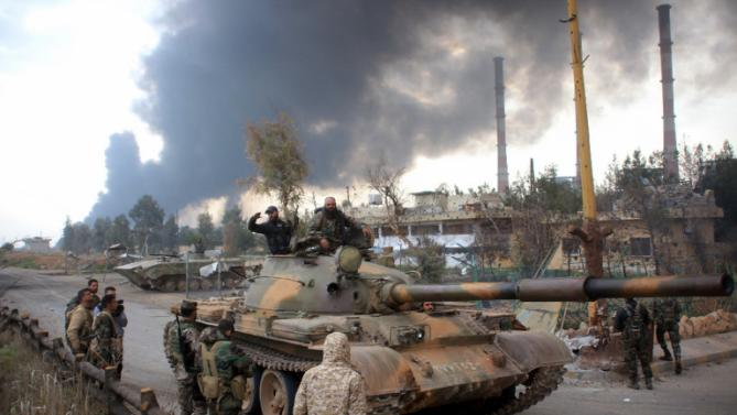 Syrian-Arab-Army