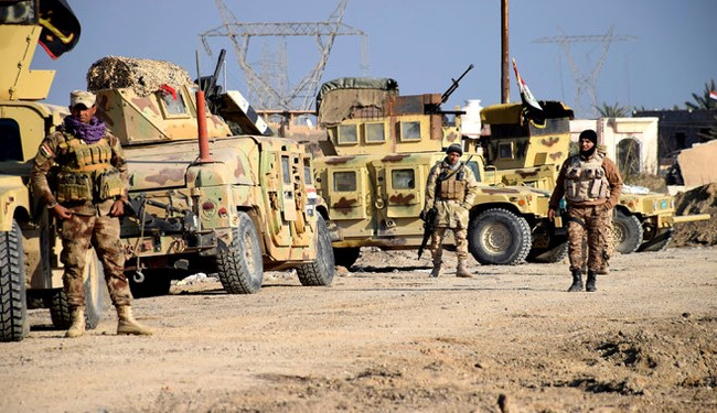 Photo of Iraqi Army Units Enter Hit in Major Anti-ISIS Operation in Anbar Province