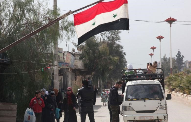 ISIS strategical Command Point Destroyed by Syrian Army