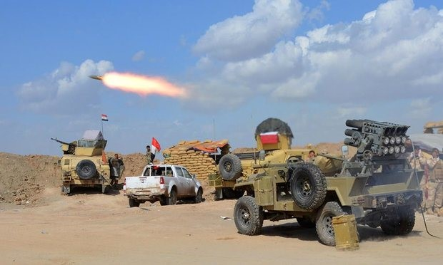 Iraqi Shia Forces Say Will Join Army Offensive to Retake Mosul from ISIS