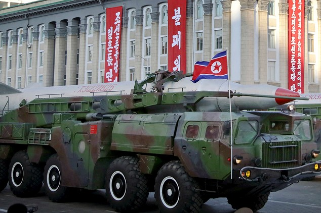 North Korea says Saturday it has successfully tested new intercontinental ballistic rocket engine that gives it ability to stage nuclear strikes on US.