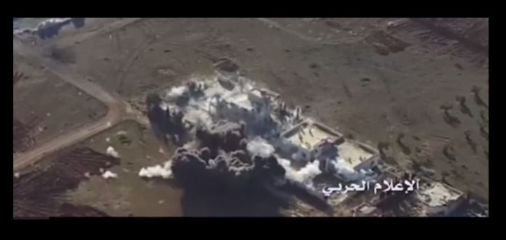Drone Eye: Syrian Army Attack on Nusra Front in Aleppo, 265 Killed & Injured
