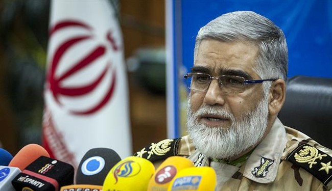 Iran Keeps Eye on Enemies' Slightest Move: Top Commander