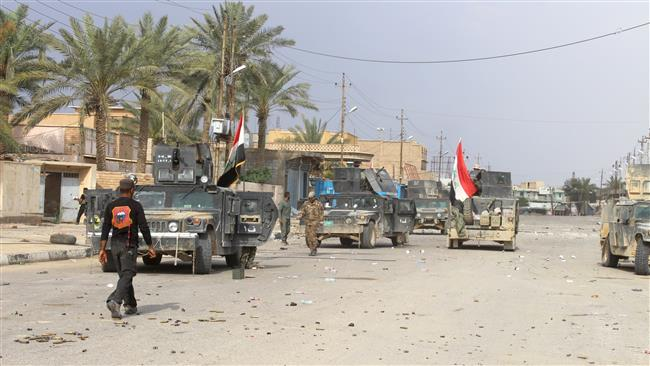 Photo of Iraqi army liberates several areas in Hit from Daesh grip