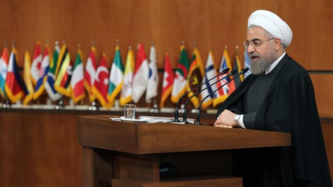 Photo of Iran, flag-bearer of fight against terrorism: Rouhani
