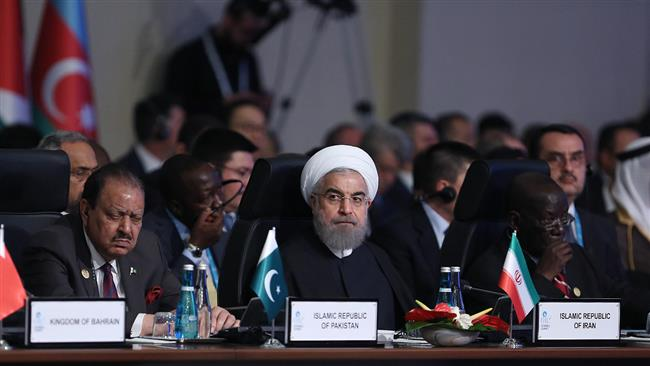 Photo of Iran's president slams any 'divisive' measure at OIC