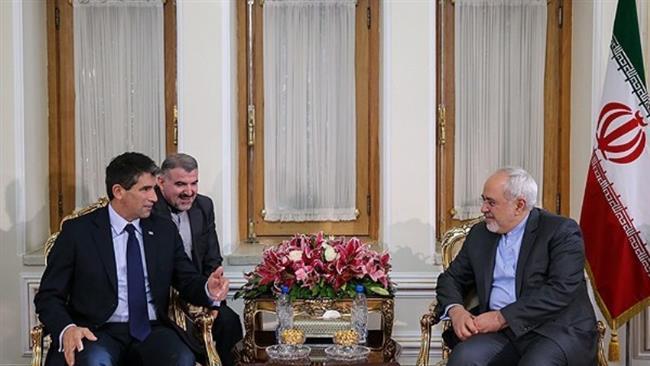 Photo of Iran, Uruguay share views on international affairs: Zarif