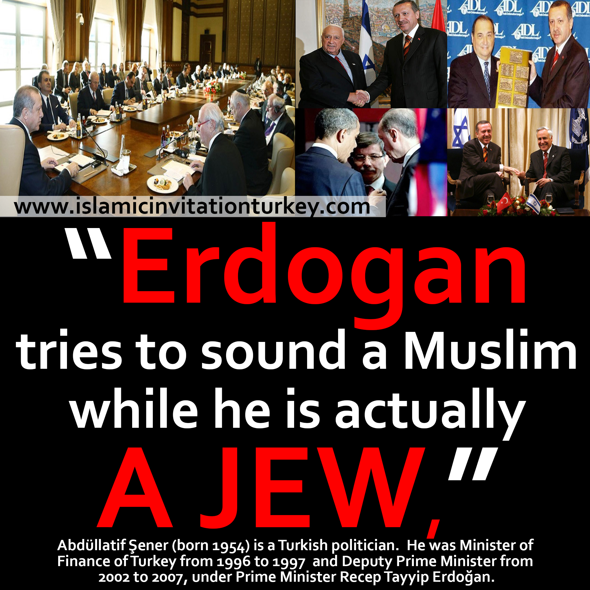 erdogan is a jew
