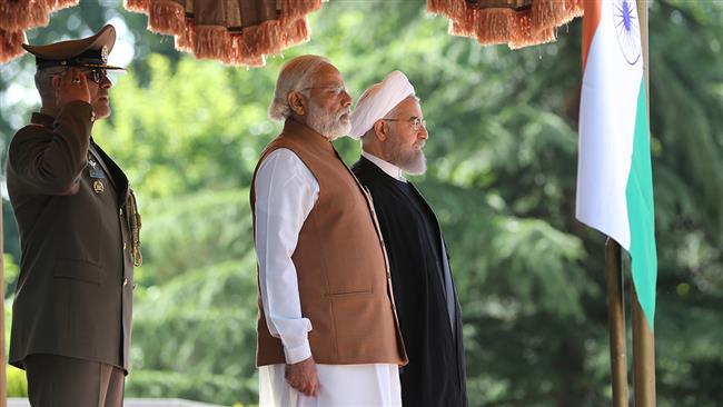 Photo of India PM in Iran to 'advance strategic partnership'