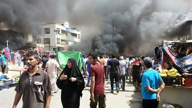 Photo of Car bomb kills at least 16 in Baghdad