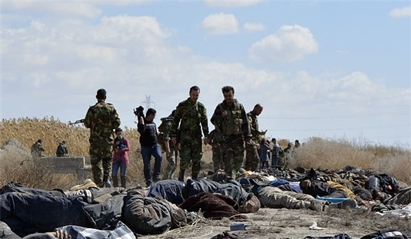 Photo of Syria: 1328 Takfiri Terrorists Killed in Army Operations Since March