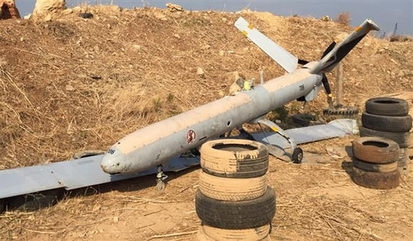 Photo of Another ISIL Drone Shot Down in Iraq