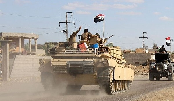 Photo of Iraqi Forces Start Large-Scale Operation to Recapture Fallujah