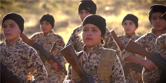 Photo of Saudi Mufti Recruits Syrian Children for Terrorism