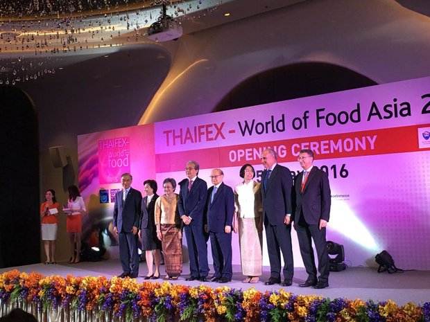 Photo of THAIFEX 2016 opens in Bangkok