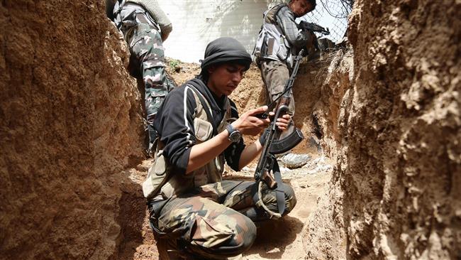 Photo of 300 militants killed in Takfiri groups infighting near Damascus