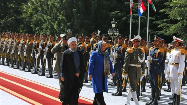 Photo of Croatia president begins landmark Iran visit