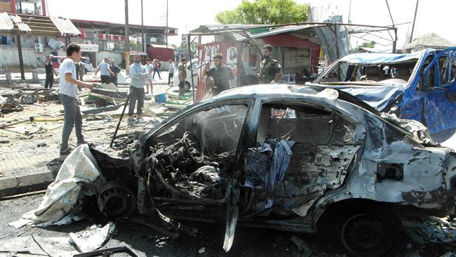 Photo of Saudi, Turkey, Qatar behind dangerous escalation: Syria