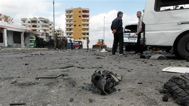 Photo of Car bomb attack claims four lives in Syria's Aleppo