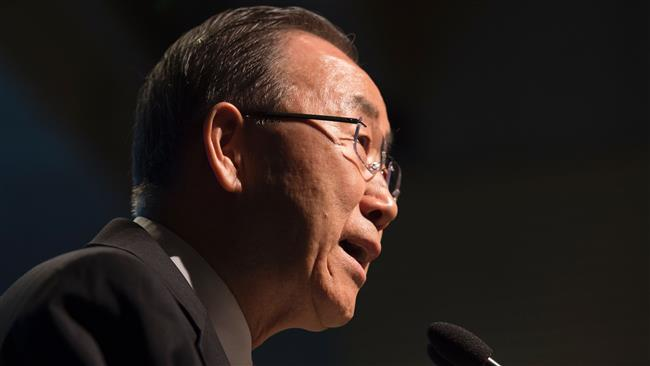 Photo of UN chief urges world powers to press for Syria peace talks