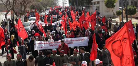 Photo of DFLP, Islamic Jihad refuse buffer zone along Gaza borders
