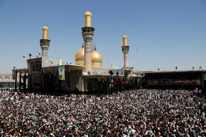 Photo of Tens of Thousands of Pilgrims Defy Takfiri Threats, Flock to Imam Kadhim Shrine