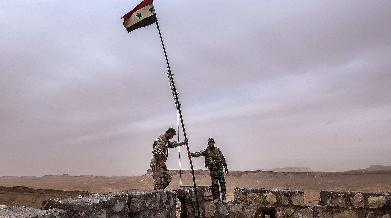Syrian-Army-desert