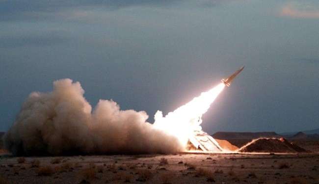 FILE PHOTO: Iran Test-Fired High Precision Ballistic Missile with Range of 2000 Kilometers