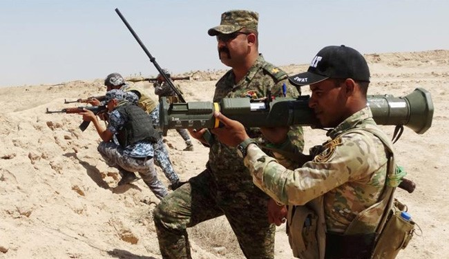 VIDEO: Iraqi Army Starts New Operations against ISIL to Retake Areas in Anbar